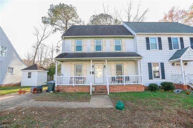 408 Bryan Ct, Newport News, VA 23606 (#10353943) :: The Bell Tower Real Estate Team