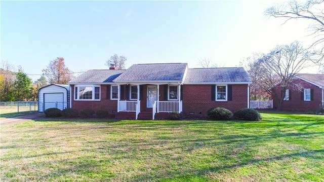 4801 Wycliff Rd, Portsmouth, VA 23703 (#10353946) :: Judy Reed Realty