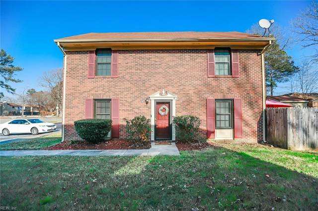 389 Jury Ln F, Newport News, VA 23608 (#10353952) :: The Bell Tower Real Estate Team