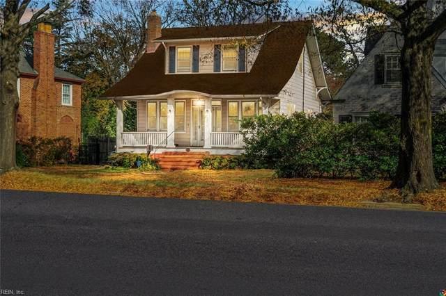 6204 Huntington Ave, Newport News, VA 23607 (#10354014) :: Atkinson Realty