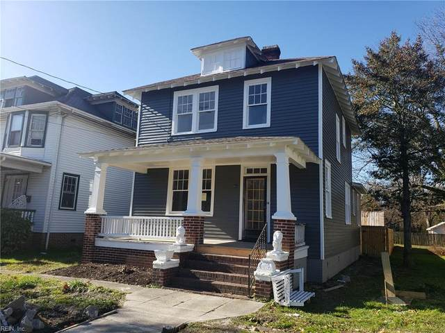 526 Mt Vernon Ave, Portsmouth, VA 23707 (#10354031) :: Judy Reed Realty