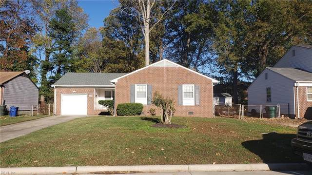108 Tillerson Dr, Newport News, VA 23602 (#10354154) :: Tom Milan Team