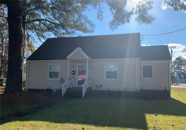 111 Kansas Ave, Portsmouth, VA 23701 (#10354159) :: RE/MAX Central Realty