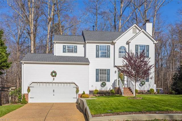 4473 Village Park Dr, James City County, VA 23185 (#10354187) :: Berkshire Hathaway HomeServices Towne Realty