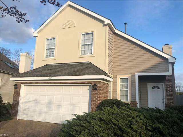 2177 Creeks Edge Dr, Virginia Beach, VA 23451 (#10354194) :: Gold Team VA