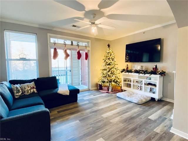 706 River Rock Way #109, Newport News, VA 23608 (#10354229) :: Rocket Real Estate