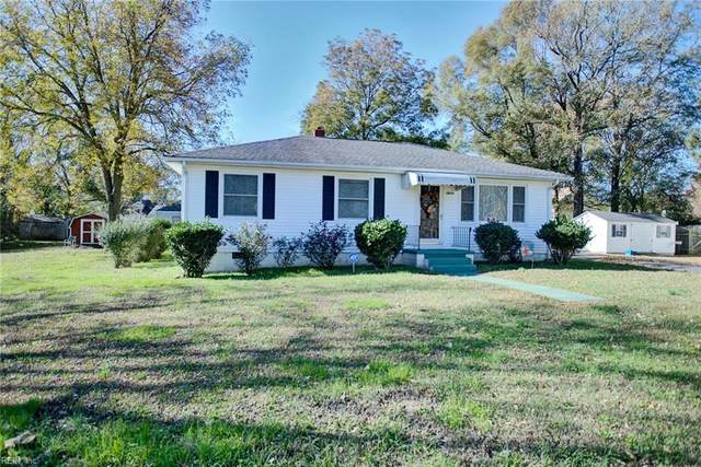1619 F St, King William County, VA 23181 (#10354272) :: Atkinson Realty