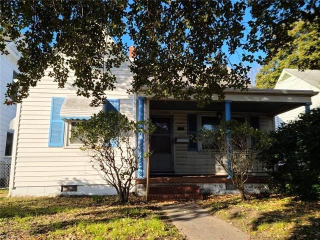 304 Chautauqua Ave, Portsmouth, VA 23707 (#10354315) :: Atkinson Realty