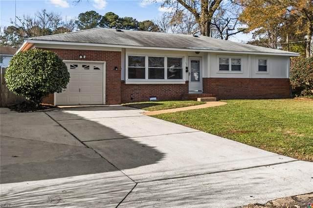 7021 Red Brook Rd, Norfolk, VA 23518 (#10354350) :: Atkinson Realty