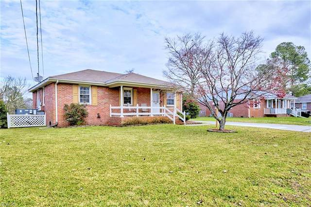 1126 Woodland Terrace Dr, Chesapeake, VA 23323 (#10354366) :: Atkinson Realty