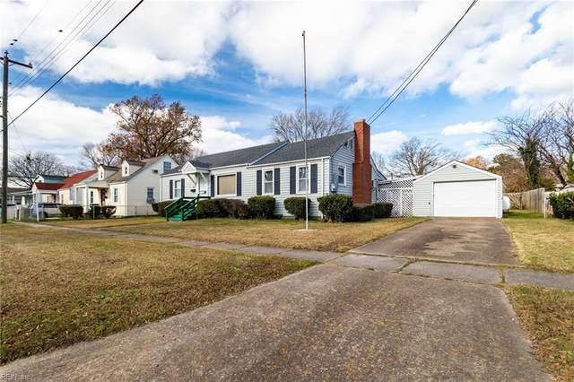 134 Woodview Ave, Norfolk, VA 23505 (#10354490) :: Seaside Realty