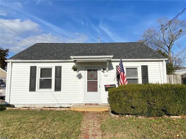 508 Astor Cir, Norfolk, VA 23505 (#10354529) :: Rocket Real Estate