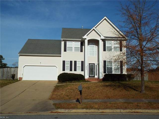 202 Tracy Dr, Suffolk, VA 23434 (#10354543) :: Atkinson Realty