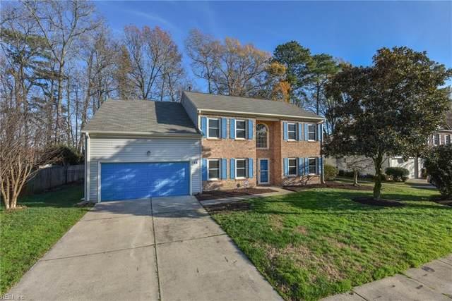 28 Sherry Dell Dr, Hampton, VA 23666 (#10354582) :: Berkshire Hathaway HomeServices Towne Realty