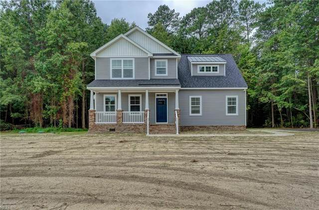LOT 23 Kenmere Ln, Isle of Wight County, VA 23430 (#10354596) :: Verian Realty