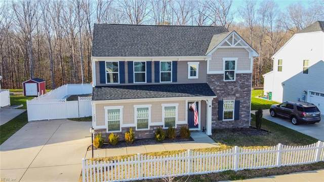 7412 Wicks Rd, James City County, VA 23188 (#10354608) :: Gold Team VA
