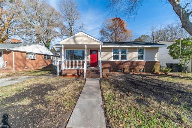 606 Pennsylvania Ave, Hampton, VA 23661 (#10354622) :: RE/MAX Central Realty