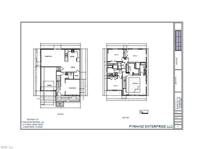 1220 Spratley St, Portsmouth, VA 23704 (#10354627) :: Rocket Real Estate