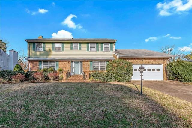 42 Kings Point Dr, Hampton, VA 23669 (#10354628) :: Kristie Weaver, REALTOR