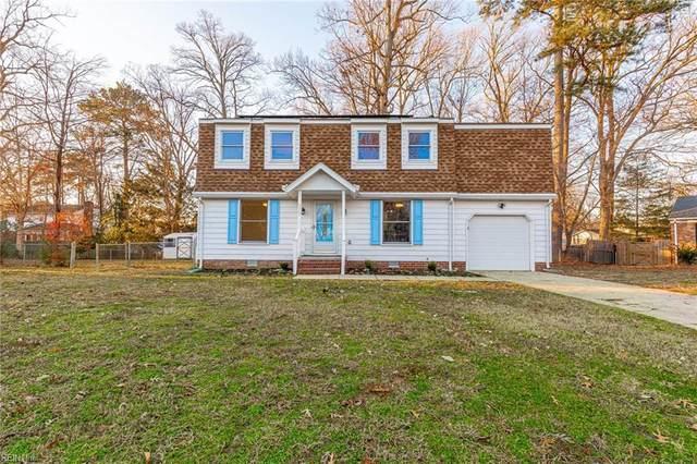877 Monarda Ct, Newport News, VA 23608 (#10354635) :: Berkshire Hathaway HomeServices Towne Realty