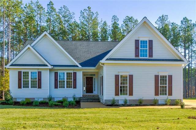 11571 Kings Pond Dr, New Kent County, VA 23140 (#10354654) :: Atkinson Realty