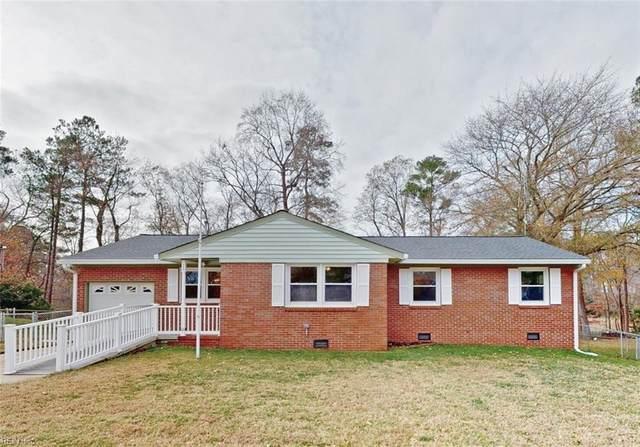 155 Linbrook Dr, Newport News, VA 23602 (#10354669) :: Berkshire Hathaway HomeServices Towne Realty