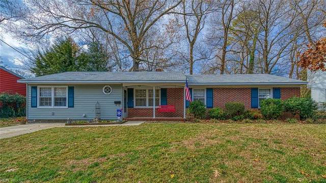 105 Picard Dr, Newport News, VA 23602 (#10354682) :: Berkshire Hathaway HomeServices Towne Realty