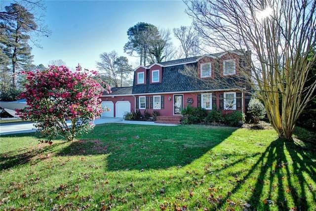 705 York Warwick Dr, York County, VA 23692 (#10354706) :: Berkshire Hathaway HomeServices Towne Realty