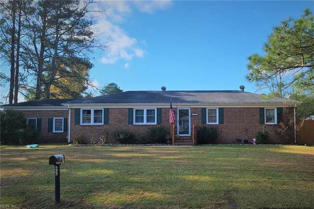 432 Corapeake Dr, Chesapeake, VA 23322 (#10354712) :: Seaside Realty