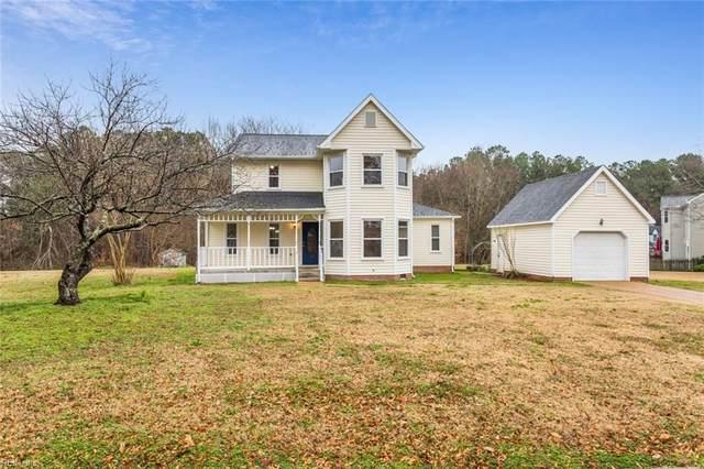 303 Lynns Way, York County, VA 23692 (#10354784) :: Berkshire Hathaway HomeServices Towne Realty