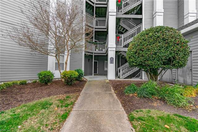 1024 Porte Harbour Arch #102, Hampton, VA 23664 (#10354816) :: Tom Milan Team