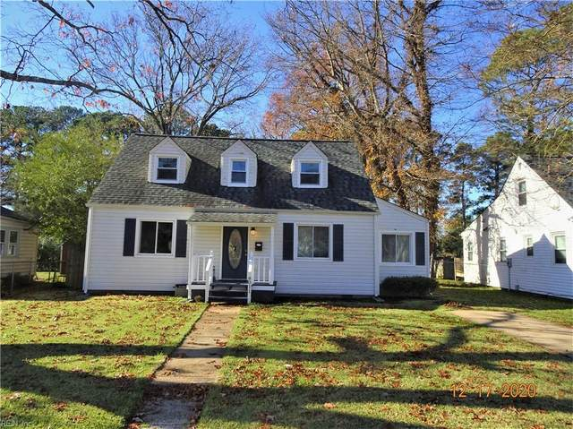 8011 W Glen Rd, Norfolk, VA 23505 (#10354842) :: Rocket Real Estate