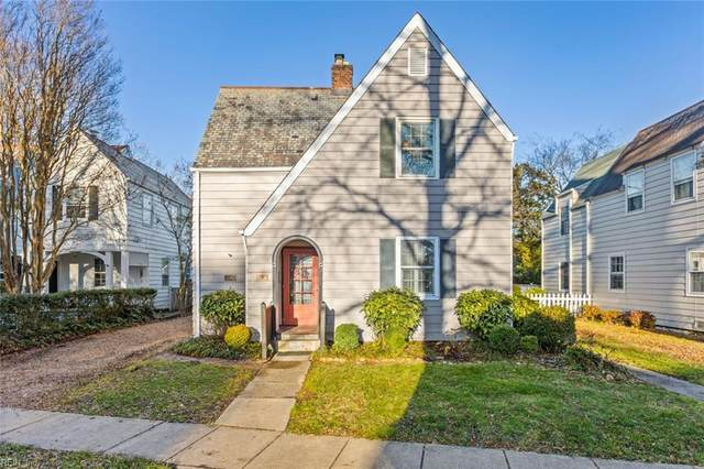 302 Piez Ave, Newport News, VA 23601 (#10354847) :: Berkshire Hathaway HomeServices Towne Realty