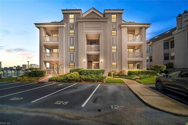 405 Harbour Pt #302, Virginia Beach, VA 23451 (#10354949) :: Seaside Realty