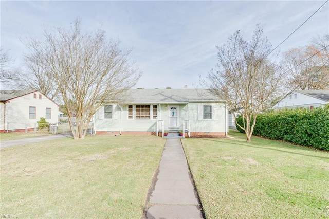 1317 Hodges Ferry Rd, Portsmouth, VA 23701 (#10354975) :: Berkshire Hathaway HomeServices Towne Realty