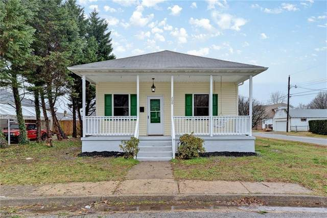 200 S 13th Ave, Hopewell City, VA 23860 (#10354993) :: RE/MAX Central Realty