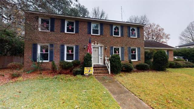 4309 Greenleaf Dr, Chesapeake, VA 23321 (#10355009) :: Seaside Realty