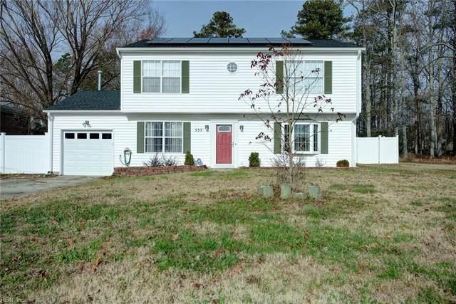 535 Richneck Rd, Newport News, VA 23608 (#10355011) :: Atkinson Realty