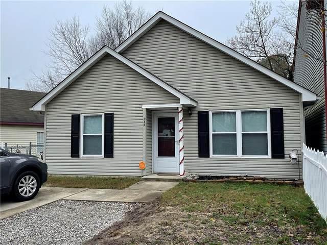 343 Pear Ridge Cir, Newport News, VA 23602 (#10355013) :: Kristie Weaver, REALTOR