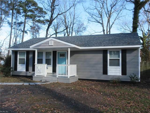 115 Rosewood Dr, Hampton, VA 23669 (#10355015) :: Seaside Realty