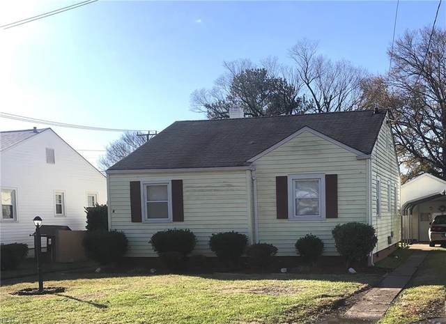 6 Tanner Pl, Portsmouth, VA 23702 (#10355026) :: Tom Milan Team