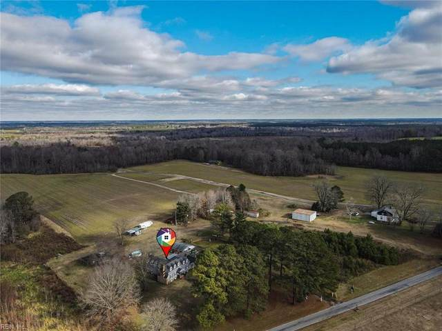 21141 Indian Town Rd, Southampton County, VA 23837 (#10355050) :: Crescas Real Estate