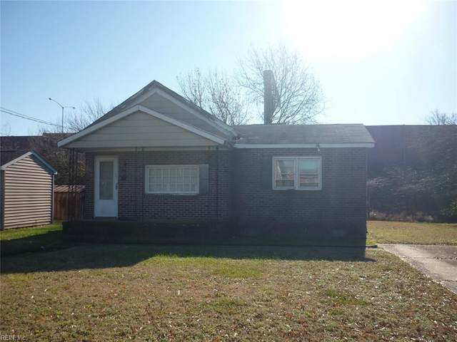 910 41st St, Newport News, VA 23607 (#10355079) :: Berkshire Hathaway HomeServices Towne Realty