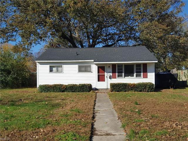 2003 Lansing Dr, Hampton, VA 23663 (#10355096) :: Atkinson Realty