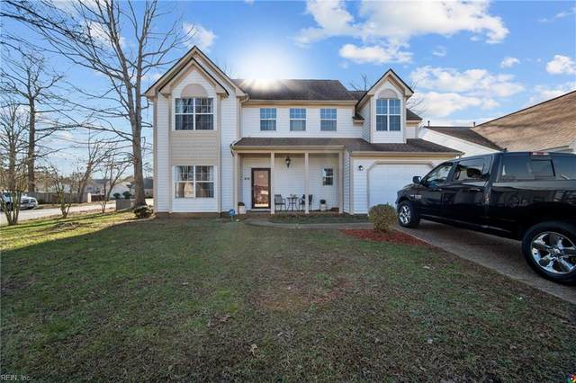 872 Melrose Ter, Newport News, VA 23608 (#10355136) :: Avalon Real Estate