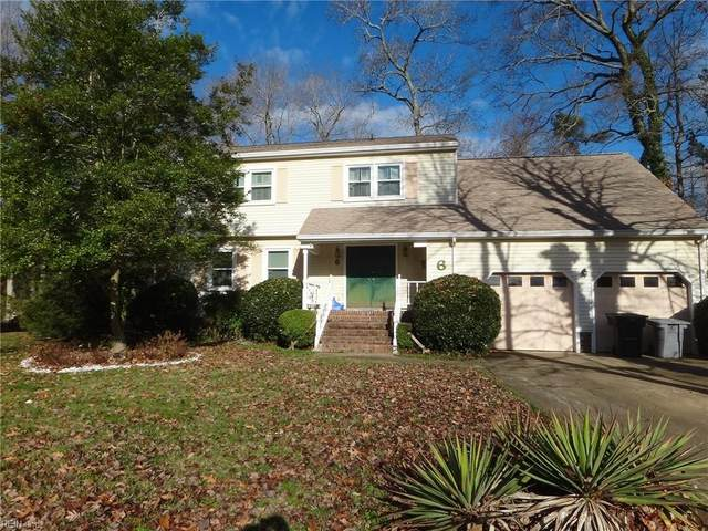6 Kramer Ct, Hampton, VA 23664 (#10355137) :: Atkinson Realty