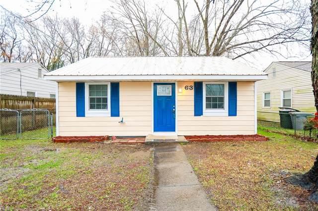 63 Phelps Cir, Hampton, VA 23663 (#10355148) :: Atkinson Realty