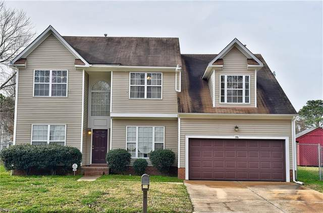 3916 Long Point Blvd, Portsmouth, VA 23703 (#10355159) :: Judy Reed Realty