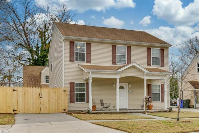 3130 Marne Ave, Norfolk, VA 23509 (#10355199) :: Atkinson Realty