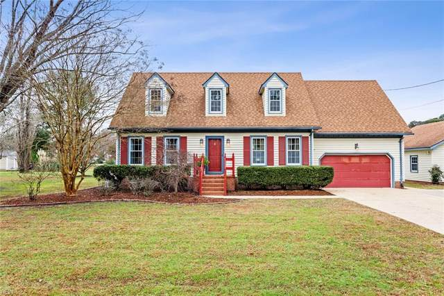 251 Hunts Neck Rd, Poquoson, VA 23662 (#10355206) :: Kristie Weaver, REALTOR